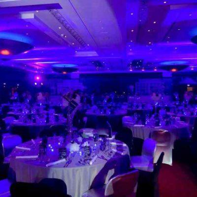 Beleuchtung Saal Feier Deckenbeleuchtung Veranstaltung Event